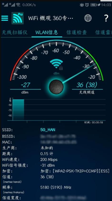 wifi概念